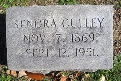 Senora Nora <i>Mahone</i> Culley