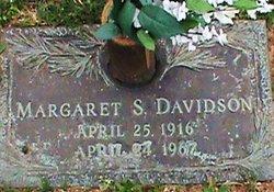 Margaret <i>Stockard</i> Davidson