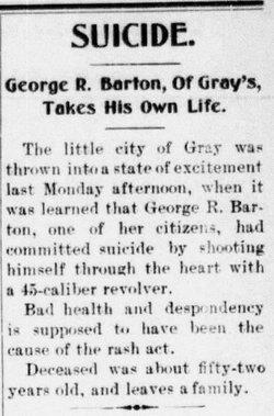 G. R. Barton