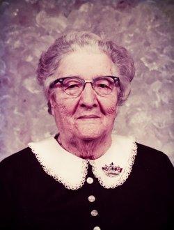 Ethel Mae <i>McQueen</i> Davis