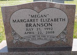 Margaret Elizabeth Megan Branson
