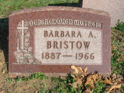 Barbara Ann <i>Washington</i> Bristow