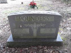 Mattie Inez <i>Welborn</i> Pounders