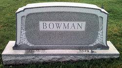 Elizabeth <i>Brodbeck</i> Bowman