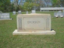 Ollie <i>McSwain</i> Dickson