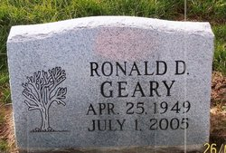 Ron D. Dink Geary