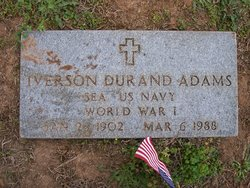 Iverson Durand Adams