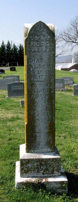 Charles Boston Alger