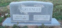 Claude Vernon Poly Greenlee
