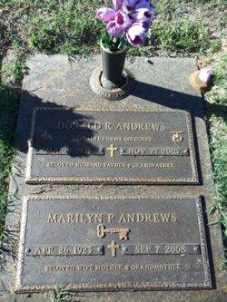Marilyn <i>Peterson</i> Andrews