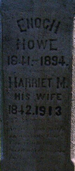 Harriett Mariah <i>Bartlett</i> Howe