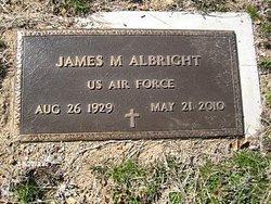 James M Scoop Albright