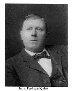 Julian Ferdinand Jule Quiett