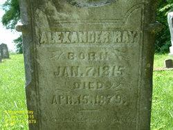 Alexander Ray