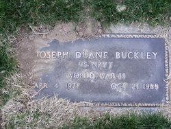 Joseph Duane Buckley