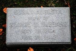 Susan Augusta <i>Simmons</i> Hubbard