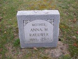 Anna Mary <i>Lampi</i> Raudwer