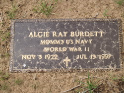 Algie Ray Burdett