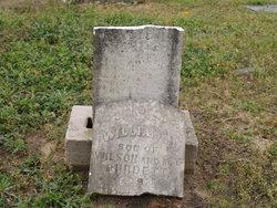 William H Burdett