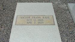 Victor Franklin Rape