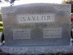 John L Saylor