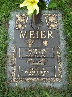 Ruth Olive <i>McGee</i> Meier