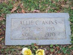 Allie C. Akins