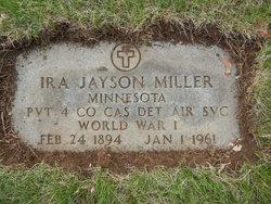 Ira Jayson Miller