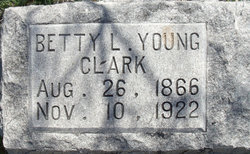 Betty Lee <i>Young</i> Clark