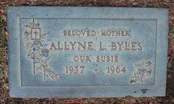 Allyne Leona Byles