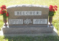 Ruth Mildred <i>McClure</i> Belcher