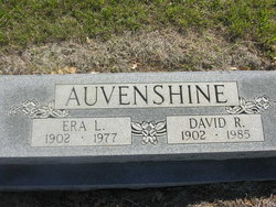 David Richard Auvenshine