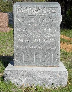 Nettie Irene Clepper