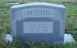Ova Evan O E Austin, Sr
