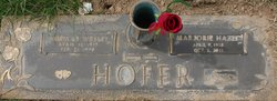 Marjorie Hazel <i>Terman</i> Hofer