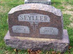 Grace Irene <i>Kinnick</i> Seyller