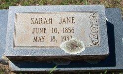 Sarah Jane <i>Shadinger</i> Crank