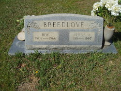 Verna Mae <i>Burns</i> Breedlove