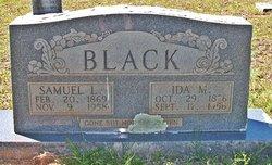 Ida M <i>Watkins</i> Black