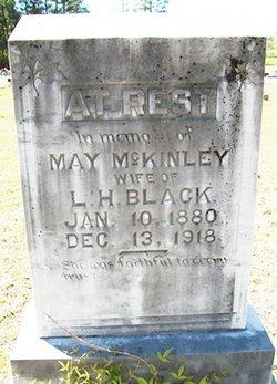 May <i>McKinley</i> Black