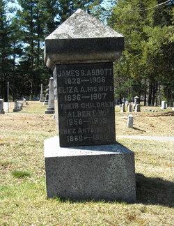 Elizabeth A Eliza <i>Linscott</i> Abbott