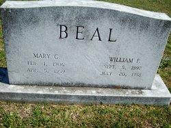 Mary <i>Capps</i> Beal