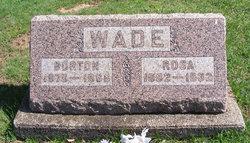 Burton Wade