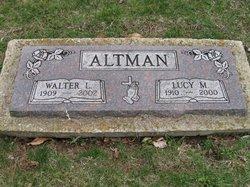 Lucy M <i>Fox</i> Altman