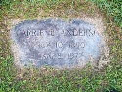 Carrie B. Anderson