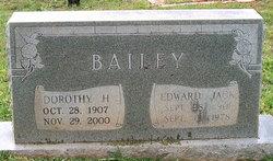 Edward Jack Bailey
