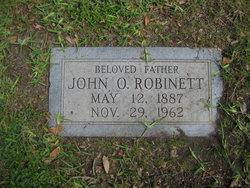 John Oldham Robinett