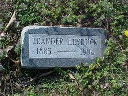 Leander J Heyduck