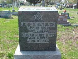 Susan Rebecca <i>Woods</i> Heyduck