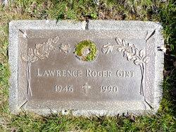 Lawrence Roger Girt